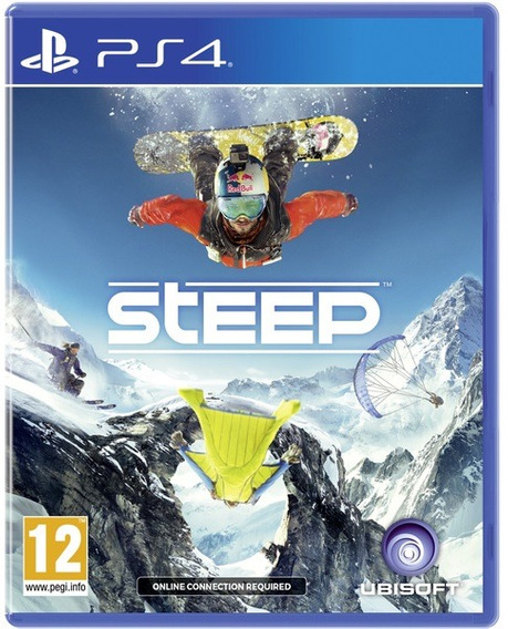 Steep Ps4 Original 1 Por 10 Dias