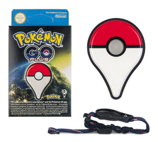 Nintendo Pokemon Go Plus Pulsera Wristband Dispositivo -9144