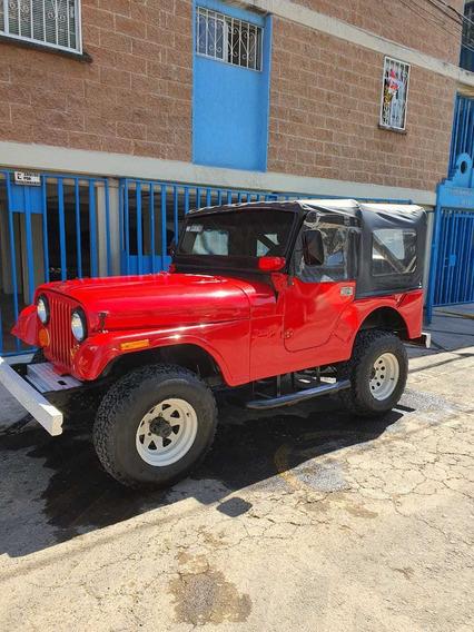 Jeep Cj5 4x2