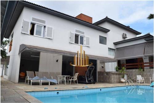 Casa Com 4 Suítes À Venda, 700m² Por R$ 2.900.000 - Alphaville 05 - Santana De Parnaíba/sp - Ca0638