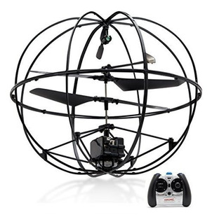 Top Race Robotic Ufo 3 Canales Rc Control Remoto Ir Flying B