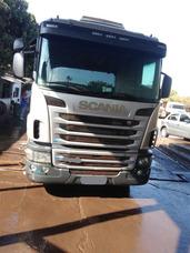 Scania R 440 Ano 2013 Com Retado 6 X 4 Completa