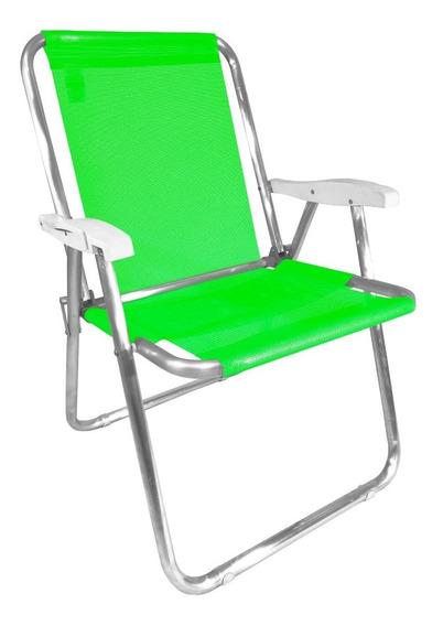 Cadeira De Praia Max Reforçada Até 140kg - Zaka