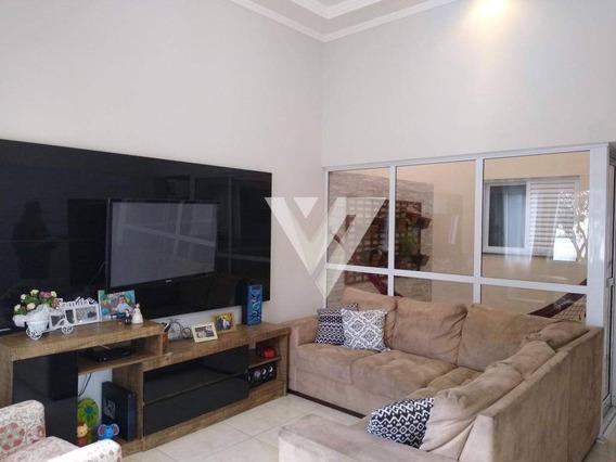 Casa Com 3 Dormitórios À Venda, 100 M² Por R$ 330.000 - Caguaçu - Sorocaba/sp - Ca0772