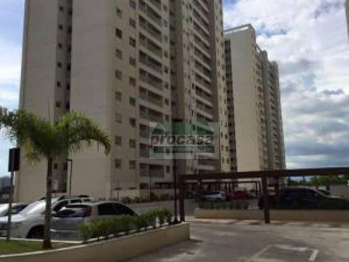 Imagem 1 de 10 de Apartamento Com 3 Dormitórios À Venda, 50 M² Por R$ 550.000,00 - Ponta Negra - Manaus/am - Ap2801