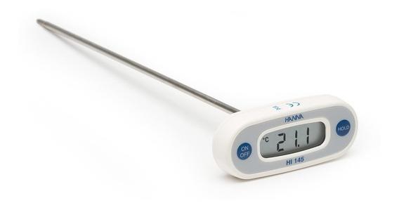 Termometro, Humus,composta, Hanna ,hidroponia, Fruta