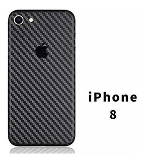 iPhone X Skin Wrap,tectom Carbon Fiber Sticker Decal For Iph