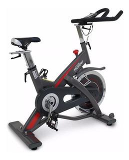 Bicicleta Fija Spinning Bici Fija Fitage Thunder Ge690 N
