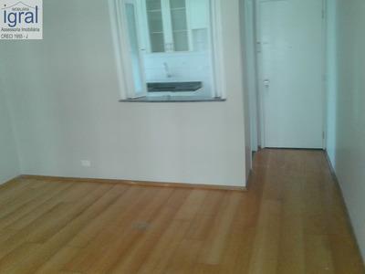Apartamento Para Locação No Bairro Vila Do Encontro Em São Paulo - Ig7716