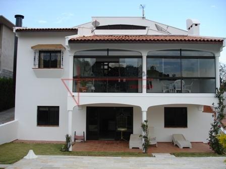 Casa Com 5 Dormitórios À Venda, 500 M² Por R$ 1.200.000 - Condomínio São Joaquim - Vinhedo/sp - Ca0239