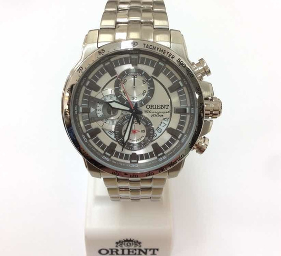 Relógio Orient Cronógrafo Mbssc031