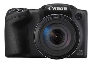 Cámara Fotográfica Canon Powershot Sx420 20mp 1068c001aa