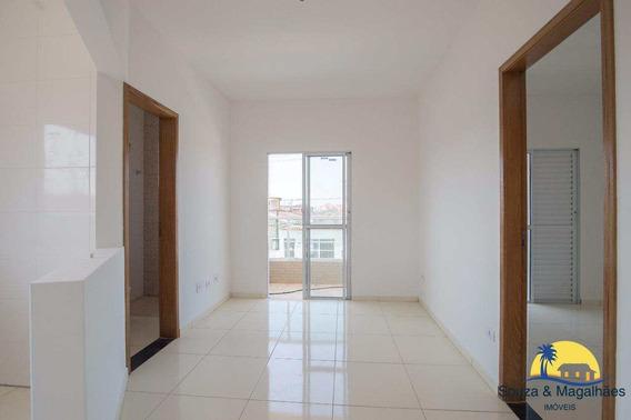 Casa De Condomínio Com 2 Dorms, Melvi, Praia Grande, 50m² - Codigo: 8 - V8