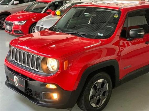 Jeep Renegade Sport 1.8 4x2 Flex 16v Aut. Flex Automático