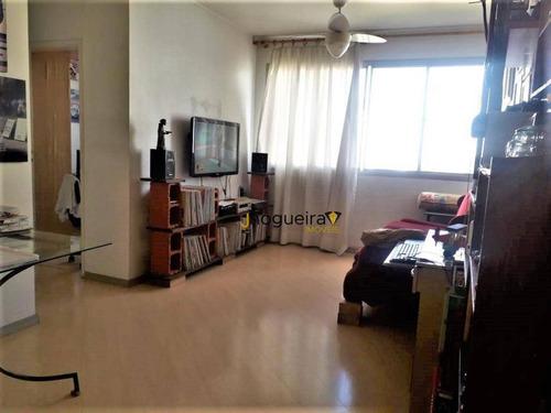 Apto No Campo Belo,único 2 Dorm.c/ste - Ap14402