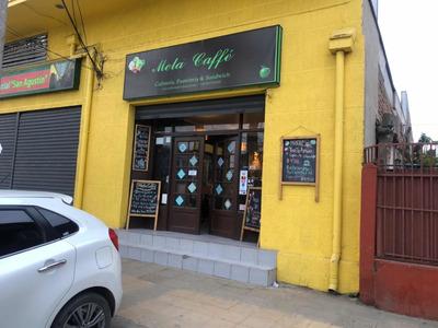 Traspaso Derecho Llaves Cafetería-restaurant