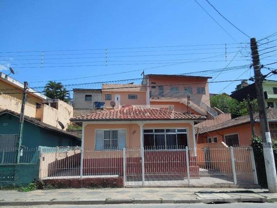 Casa Comercial À Venda, Jardim Monte Serrat, Santa Isabel - Ca0684. - Ca0684