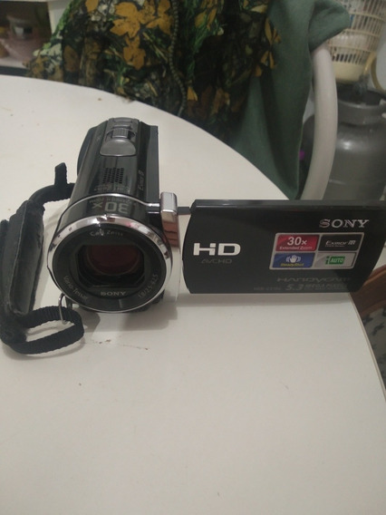 Sony Cx-190 (c/mag + Cartão Sd)