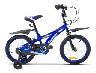 Bicicleta Infantil Kawasaki Mx1 Aro 16