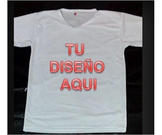 Playera Para Niño Dry Fit Con Diseño Personalizado