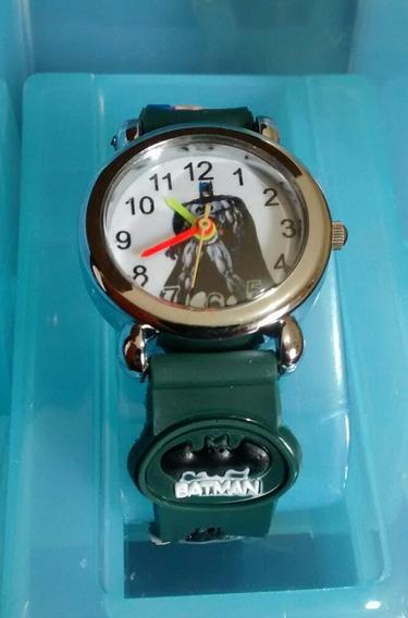 Relógio Infantil Batman