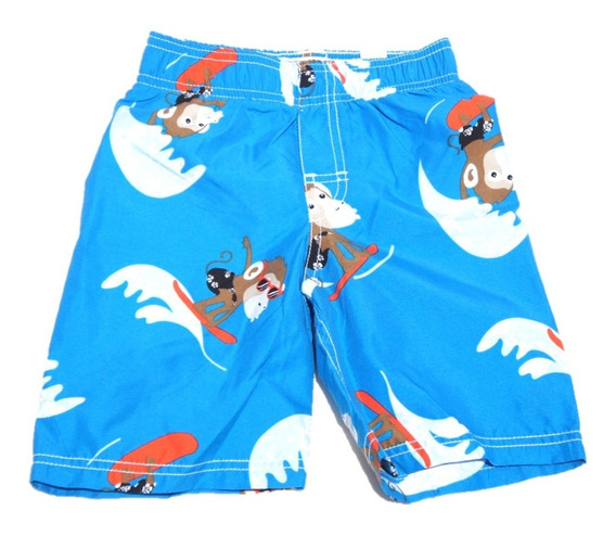 Traje De Baño The Children Place Monkey Swim
