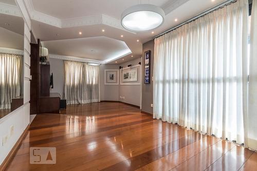 Apartamento À Venda - Chácara Inglesa, 3 Quartos,  155 - S893011750