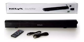 Barra De Sonido Kelyx Klsb 800 Estereo Bluetooth Fact A B