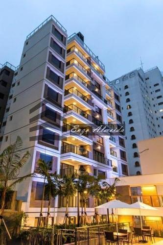 Apartamento Para Venda Em São Paulo, Vila Madalena, 2 Dormitórios, 2 Suítes, 2 Vagas - 0366_1-1296915