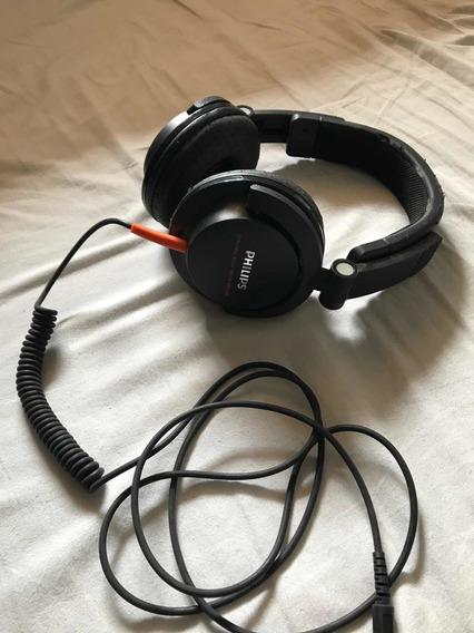 Fone De Ouvido Over Ear Preto - Shl3300 - Philips