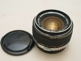 Ultimo Dia Lente Olympus Om F3.5 21mm Sony A7 Canon 5d §§§