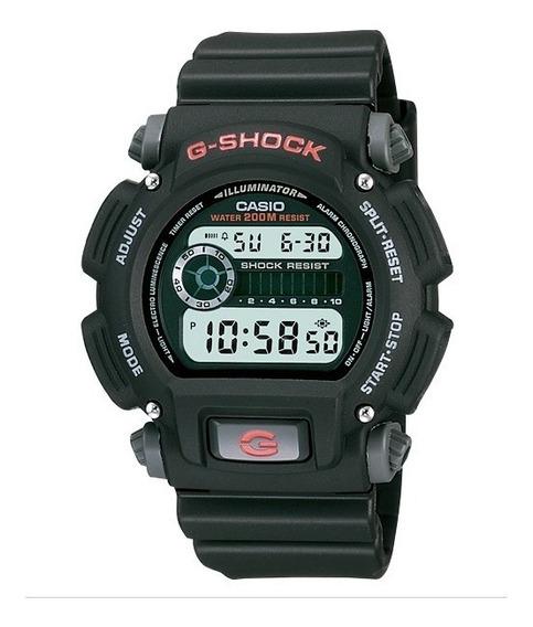 Relogio Casio Dw 9052-1/2 Gshock Surfe Esport Radical Alarme