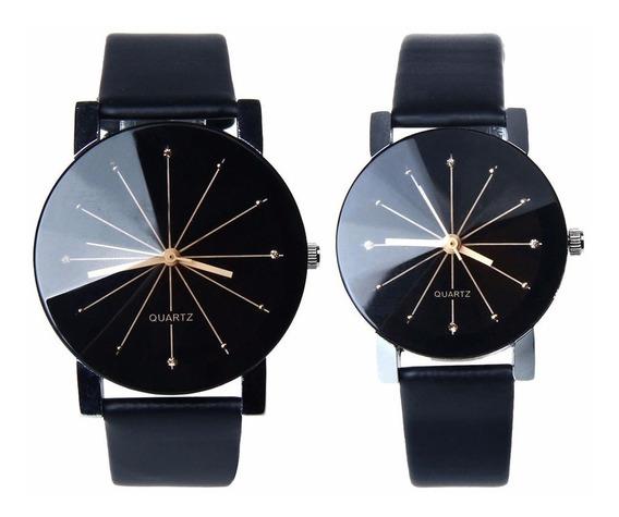 Relojes De Pareja Couple Watches Hombre - Mujer