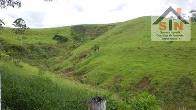 Sítio Rural À Venda. - Codigo: Si0001 - Si0001