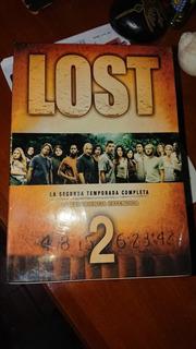 Serie Lost Segunda Temporada Nueva