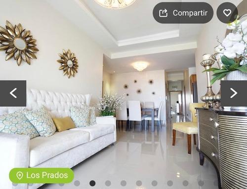 Imagen 1 de 14 de Apartamento Ph 312m2 Los Prados Extraordinario!!!