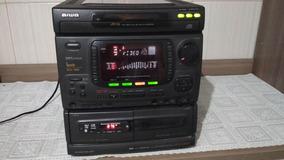 Aiwa Nsx 999 Modernizado Usb Bluetooth