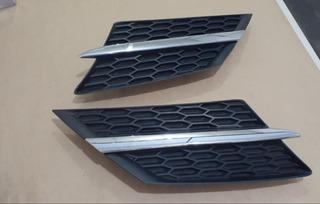 Par Grade Dianteira Toyota Rav 4 2013 A 2015 Original Usado