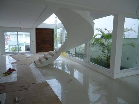 Casa Residencial À Venda, Swiss Park, São Bernardo Do Campo - Ca0184. - Ca0184