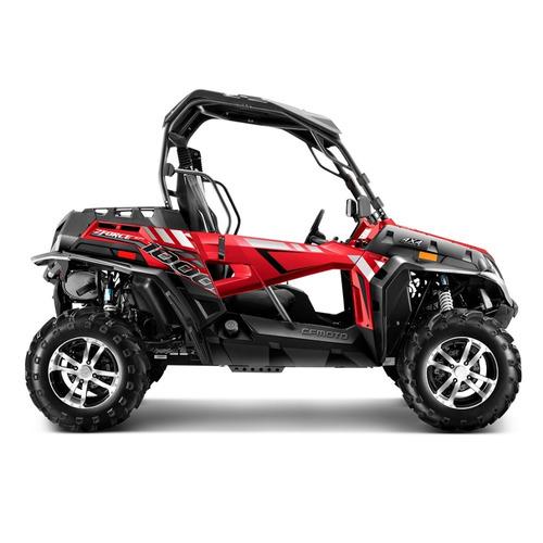 Buggy, Quadriciclo Zforce 1000 Cc 4x4,semi Novo