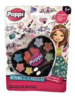 Poppi Set De Maquillaje Mi Primer Set Original