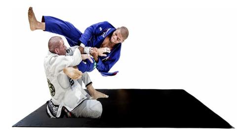 Tapete Eva Tatame Preto Luta/jiu-jitsu 1,00x1,00x20mm 6 Pçs