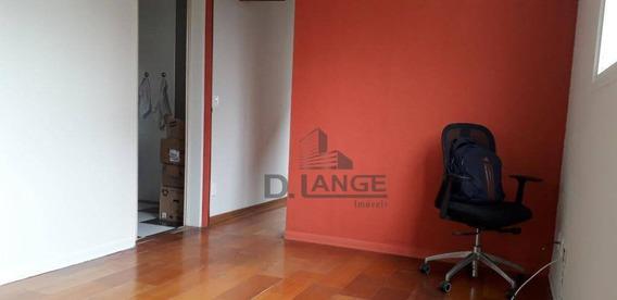 Apartamento Com 1 Dormitório, 50 M² - Vila Itapura - Campinas/sp - Ap17537