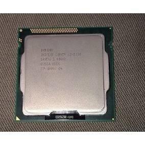 Processador Intel I3 - 2130 Socket 1155 Em Perfeito Estado