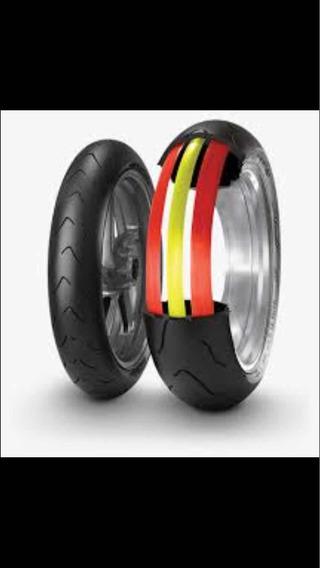 Pneu Dianteiro Metzeler Racetec Interact K3 120/70/17 58w