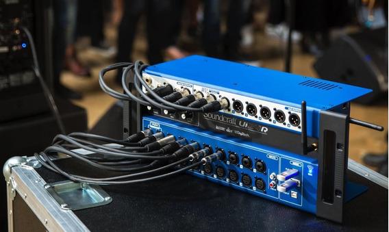 Mesa Digital Soundcraft Ui24r