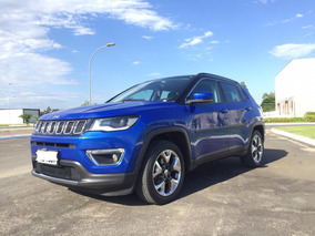 Jeep Compass Limited (top) Flex 2.0 16v. Com Laudo Aprovado.