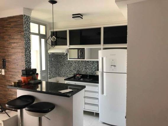 Apartamento 2 Quartos 1 Suíte 64m Com Vaga Coberta