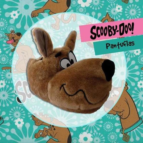 Pantuflas Scooby-doo