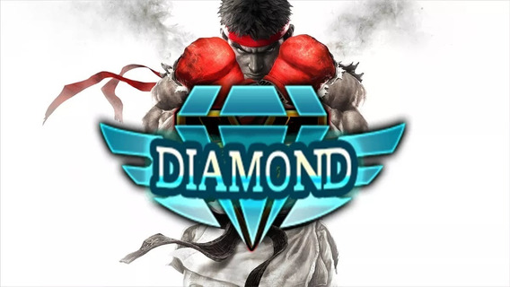 Liga Diamante Street Fighter V (pc)
